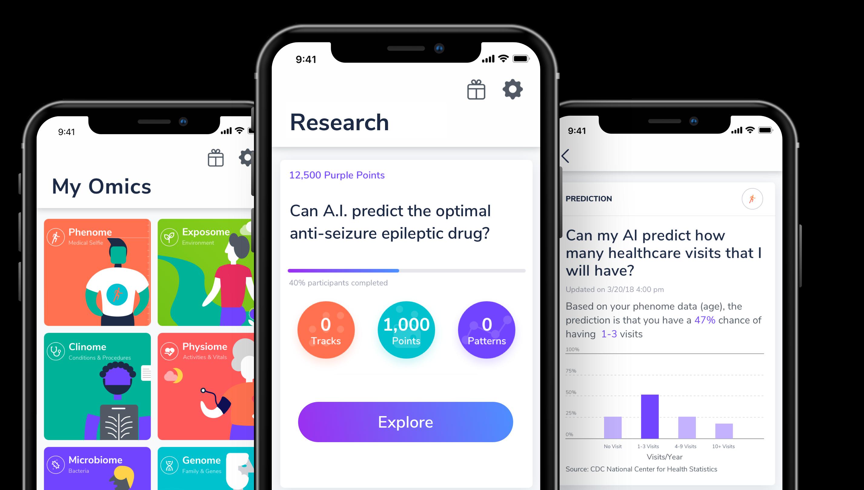 doc ai - iOS health app - product